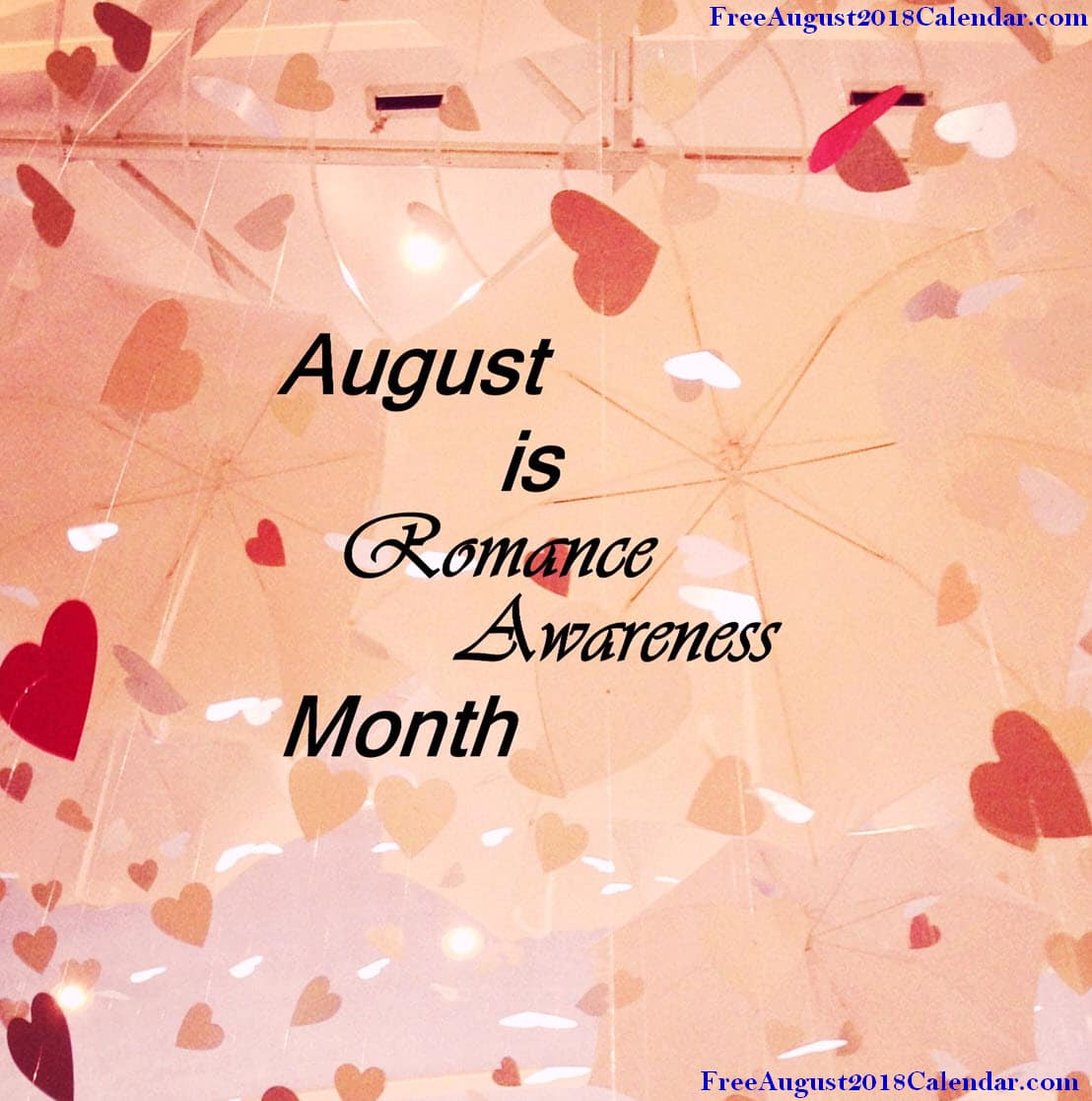 August Month Images