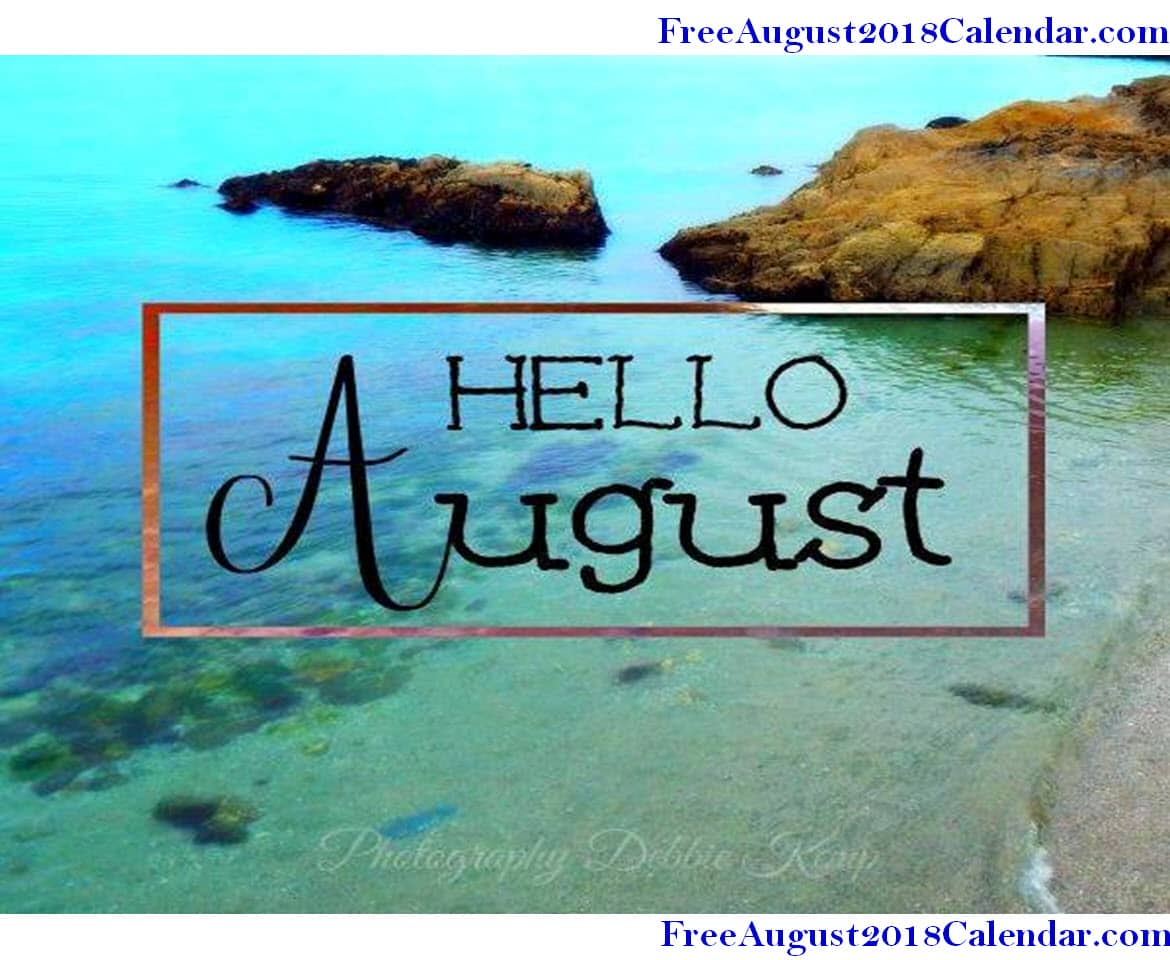 August Pictures