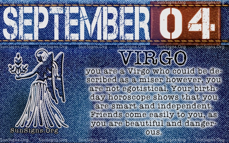 September Birth Sign