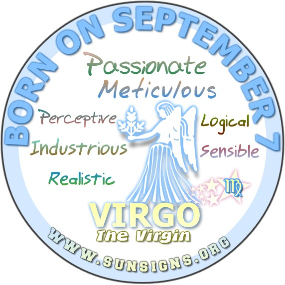 September Birth Zodiac Sign Horoscope