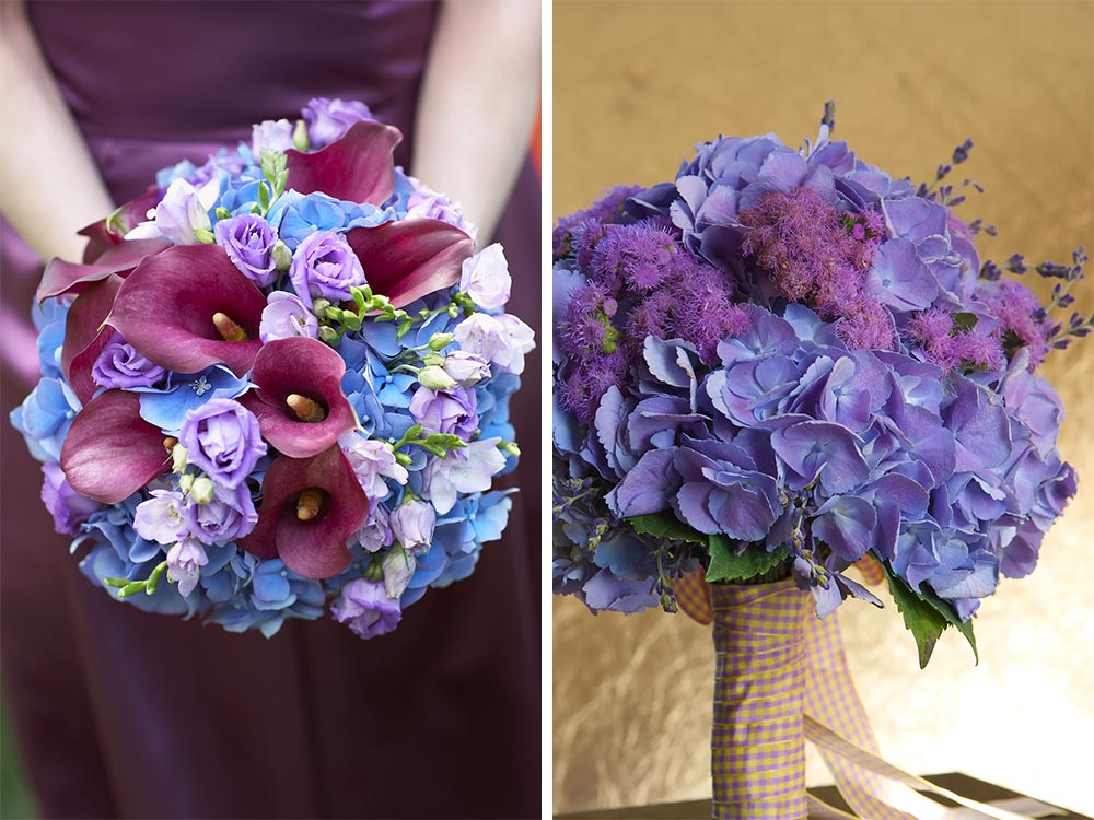 Stunning September Wedding Flowers