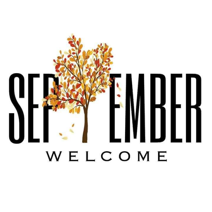 Welcome September Month