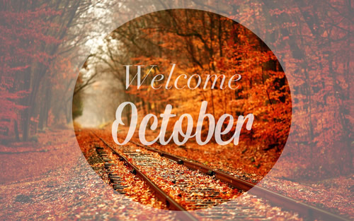 Goodbye September Hello October Wallpapers Tumblr
