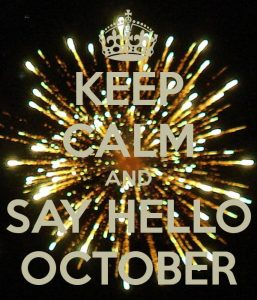 Hello October Images WhatsApp