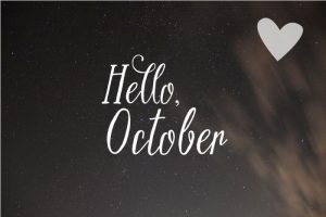 Hello October Pics