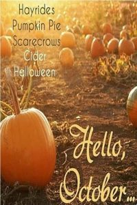 Hello October Quotes Tumblr