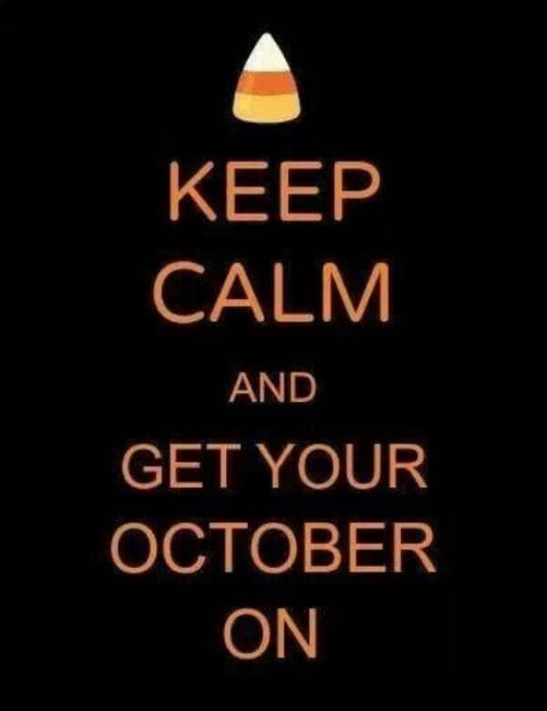 Hello October Quotes WhatsApp