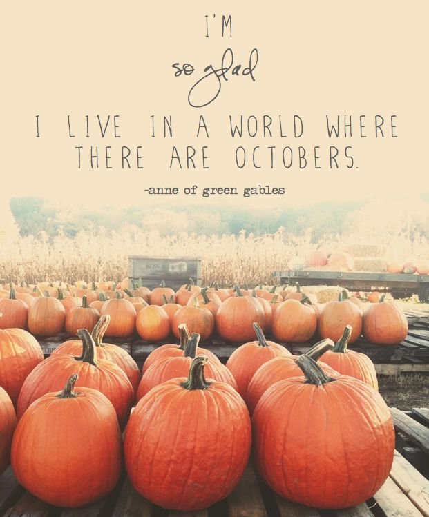 Welcome October Quotes